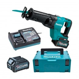 SIERRA SABLE 40V BL XPT 2BAT 2,5A.H. Y CAR MAKITA JR001GD201
