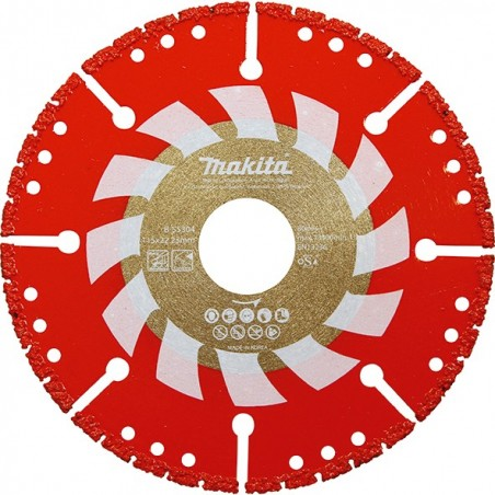 DISCO DIAMANTADO 4-1/2PULG PARA RESCATE/MULTIUSO B55304