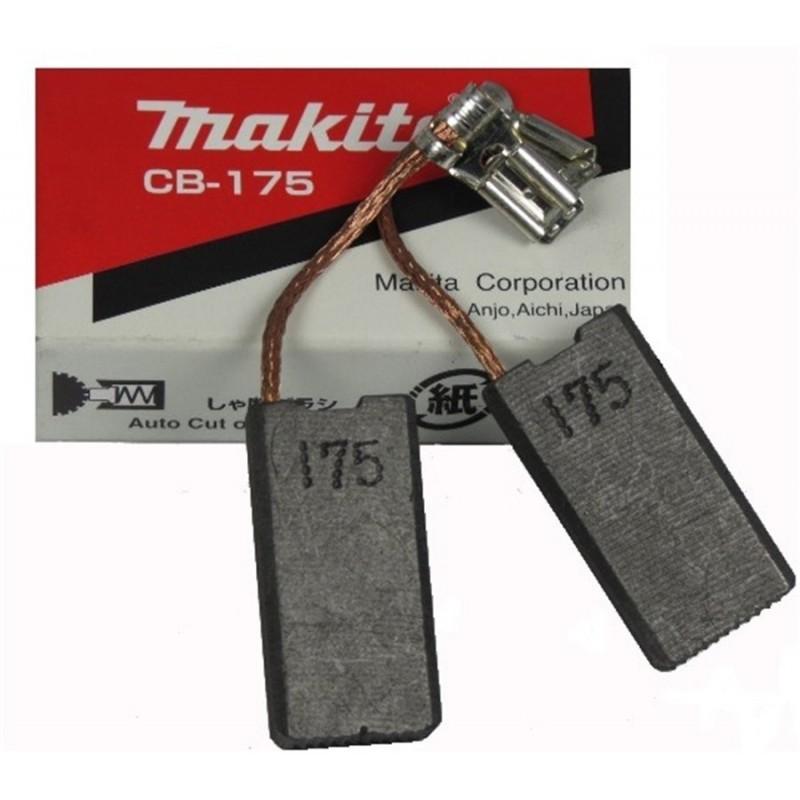 Con Dispositivo de desconexi/ón resorte Reemplaza partes 194160-9 /& CB-350 cable y conector Escobillas de carb/ón Buildalot Specialty ca-15-41664 para Makita Martillo HK1820-6,5x11x25 mm